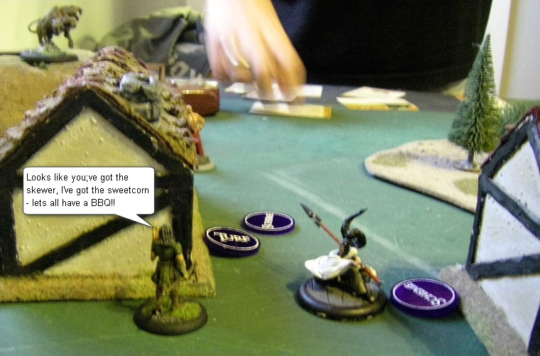 Malifaux, 100 SS Pool, Fixed Master: Marcus vs Lilith, Arcanists