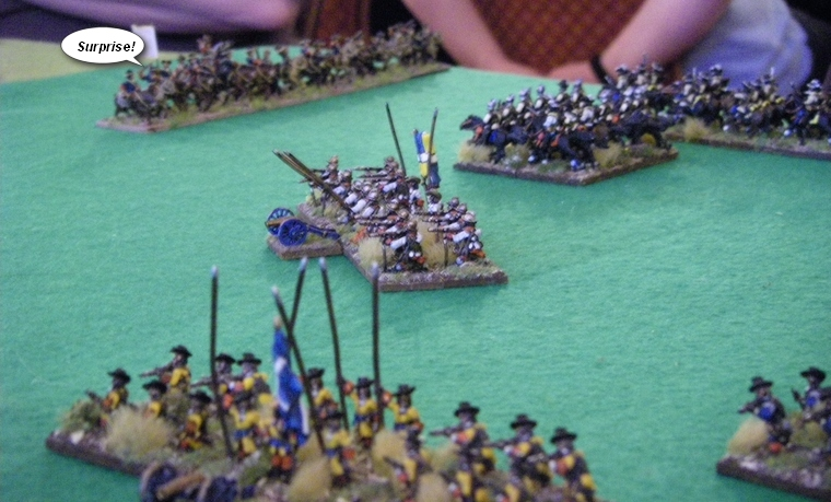 FoGR Age of the Sun King: Later Louis XIV French vs Later Swedish, 15mm