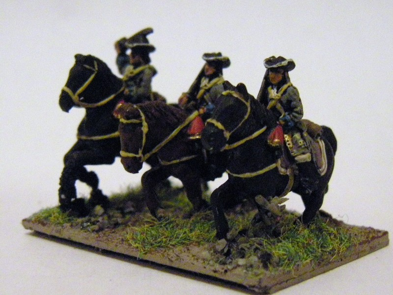 FoGR Louis XIV French 15mm Hallmark League of Augsburg figures Figures