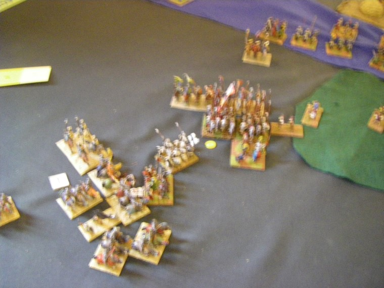 LArt de la Guerre, Medieval and Dark Ages: French Ordonnance & Italian Condotta vs Ottomans & Serbs, 15mm