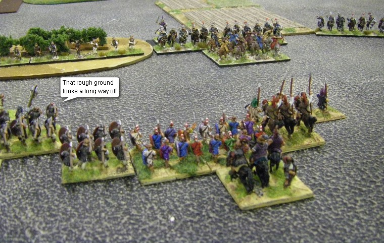 L'Art de la Guerre, Biblical &Classical: Early Imperial Roman & Judean vs Ostrogoths and Gepids, 15mm