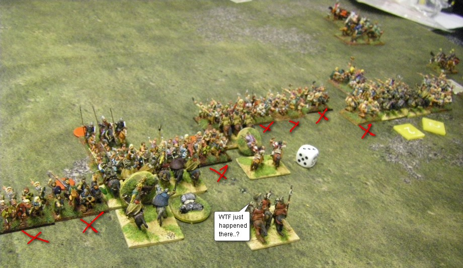 L'Art de la Guerre, Classical & Roman: Patrician Roman vs Frankish, 15mm