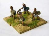 Field of Glory Ancients: Later Carthaginian, QRF Slingers 15mm