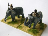 Field of Glory Ancients: Corvus Belli Numidian Elephants / Carthaginian,15mm