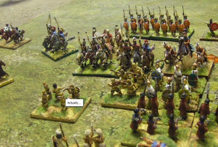 L'Art de la Guerre, Classical & Roman: Han Chinese vs Carthaginian, 15mm