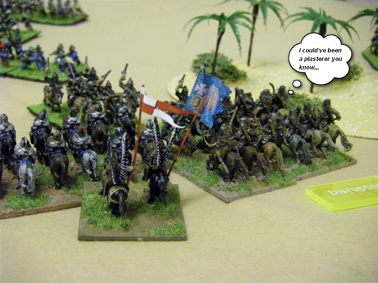 FoGR, 1635 - The French entry into the TYW: Later Polish & Lithuanian vs TYW Spanish, 15mm