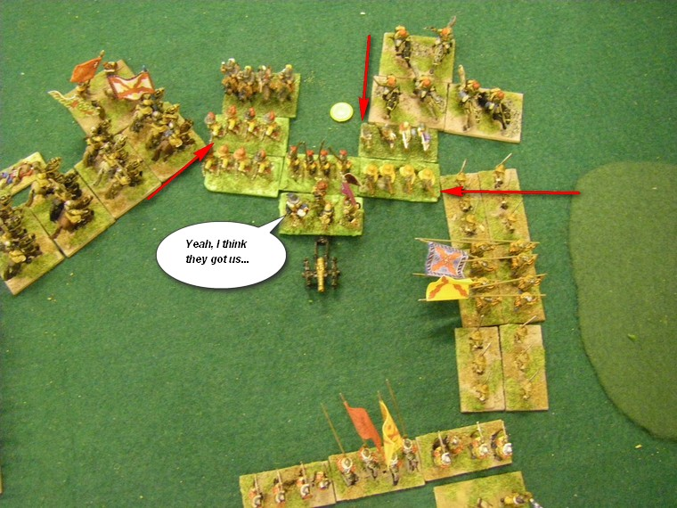 FoG:R Thirty Years War: Later Imperial Spanish vs Later TYW Swedish, 15mm