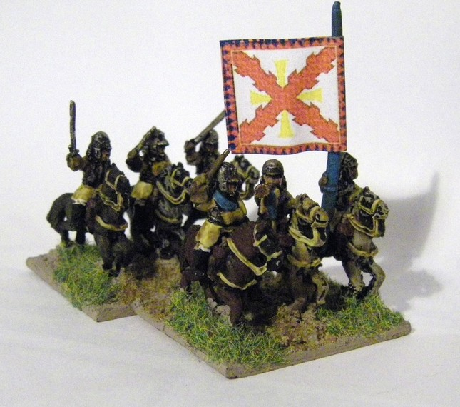 TYW FoG:R : Later Imperial Spanish, 15mm, Old Glory Cuirassiers