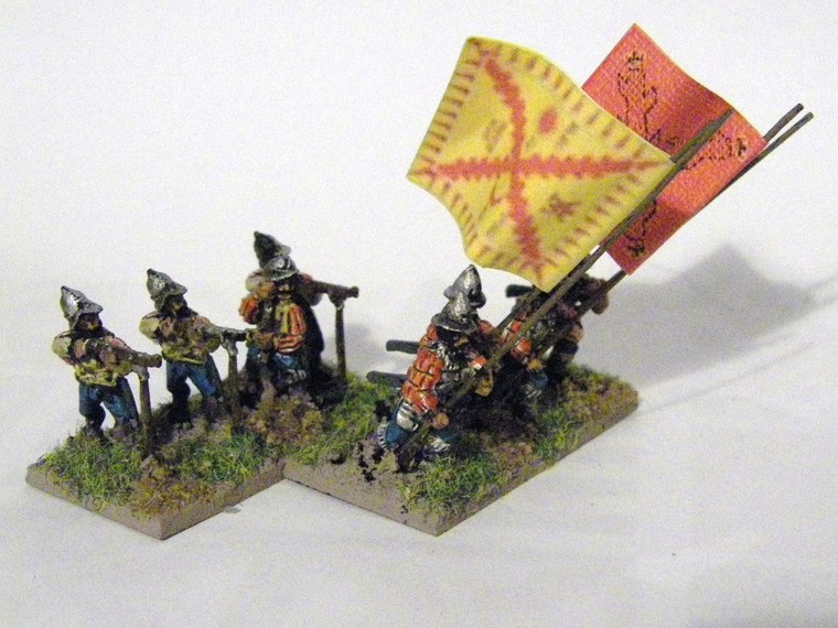 TYW FoG:R : Old Glory Later Imperial Spanish, 15mm