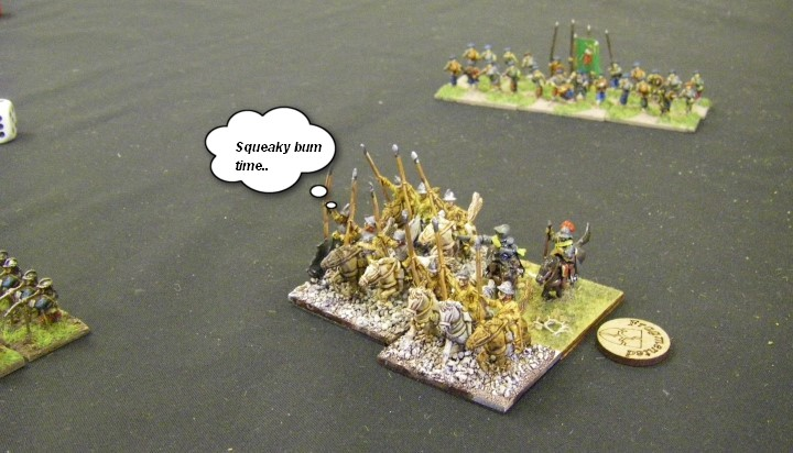 FoG:R, The Great Rebellion - 1642�1651: Scots Royalist vs Scots Covenanters, 15mm