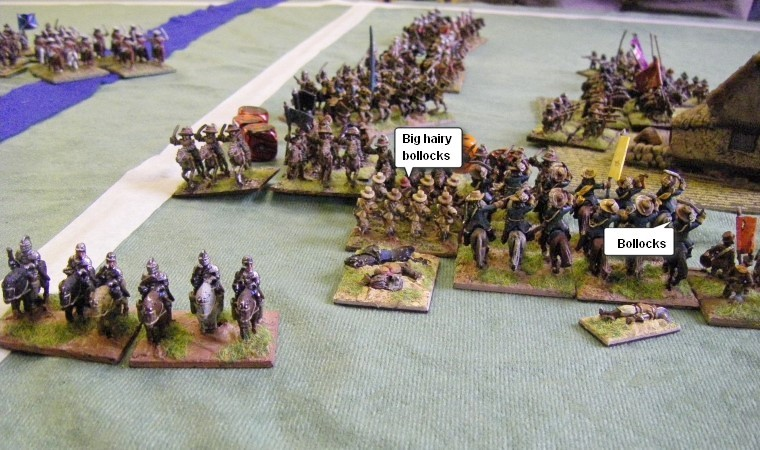 FoGR, English Civil War: Parliamentarian vs Parliamentarian, 15mm
