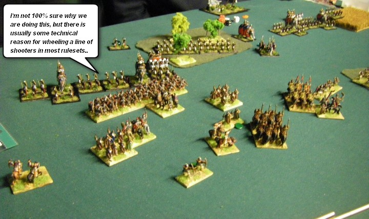 L'Art de la Guerre, Classical & Roman: Late Imperial Roman vs Classical Indian, 15mm