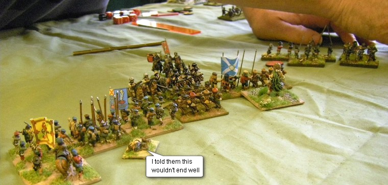 FoGR, ECW - The Great Rebellion: Peter Pig Scots Covenanters vs Later Royalist, 15mm
