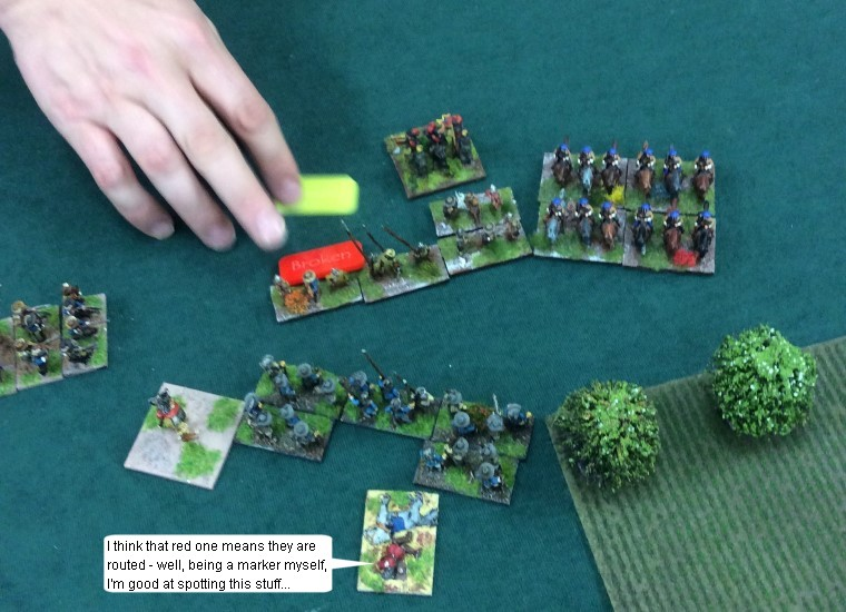 FoGR - Amended, English Civil War: Later Royalist vs 1644 Covenant/Parliament Alliance, 15mm