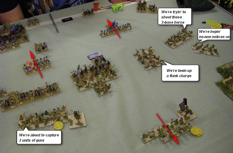 FoGR: The Louis XIV Years: Buccaneer vs Later Danish, 15mm