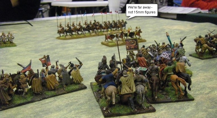 L'Art de la Guerre, Rome & Enemies: Gepid vs Seleucid, 28mm