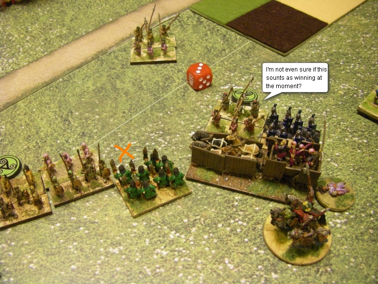 L'Art de la Guerre, ADLG, Compulsary Cataphracts: Koryo Korean vs Sui & Tang, 15mm