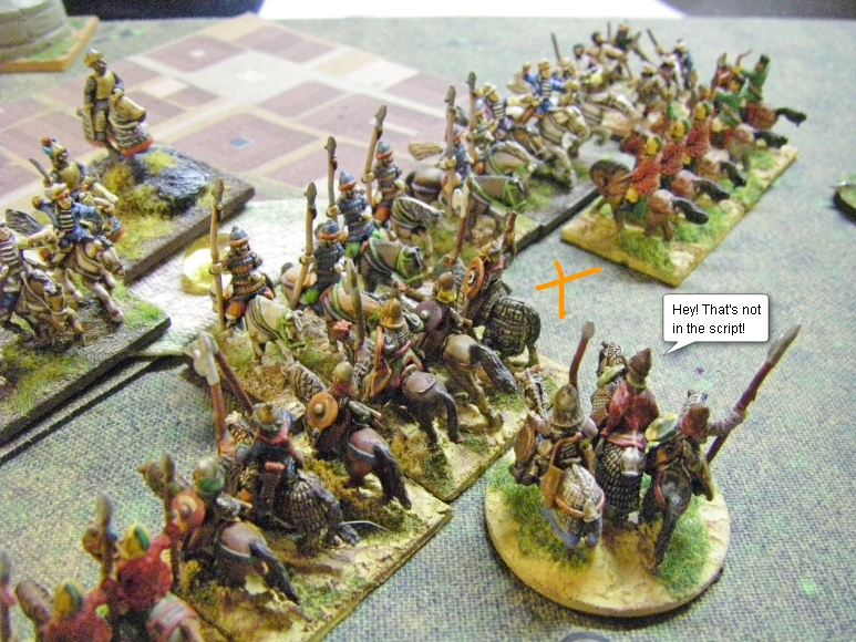 L'Art de la Guerre, ADLG, Compulsary Cataphracts: Koryo Korean vs Northern & Southern Dynasties Chinese, 15mm