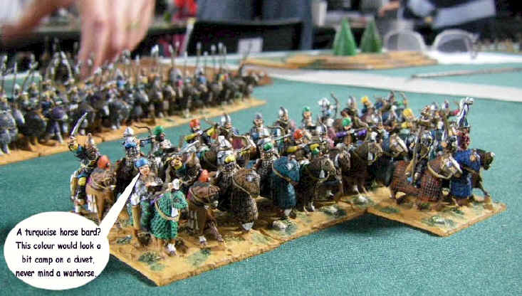 Field of Glory Sassanid Cavalry