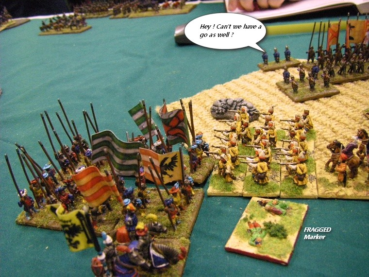 FoG Renaissance Early Renaissance - Last Charge of the Gendarmes: Early Ottoman Turkish vs Caroline Imperialist, 15mm