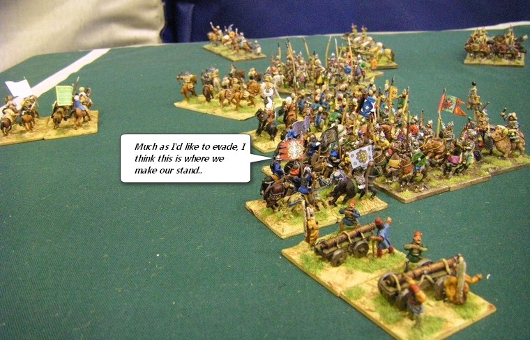 FoG Renaissance Early Renaissance - Last Charge of the Gendarmes: Early Ottoman Turkish vs Tatar, 15mm