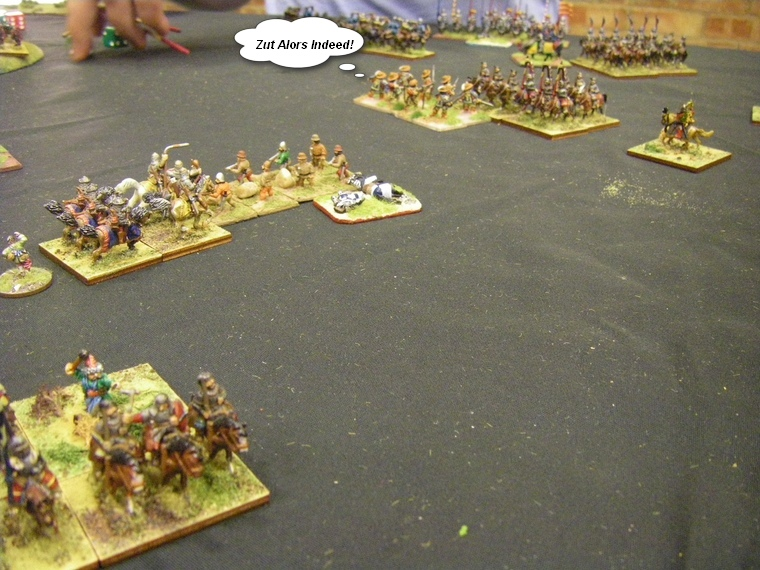 FoGR Early Renaissance: Early Danish vs Early Polish, 15mm