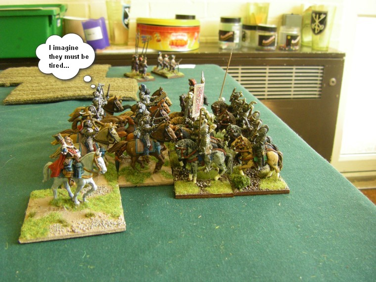 FoGR, Renaissance: Later Imperial Spanish vs Early TYW Swedish, 25/28mm