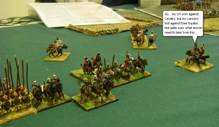 L'Art de la Guerre, Ancients (Roman Period): Mithraditic vs Early Imperial Roman, 15mm