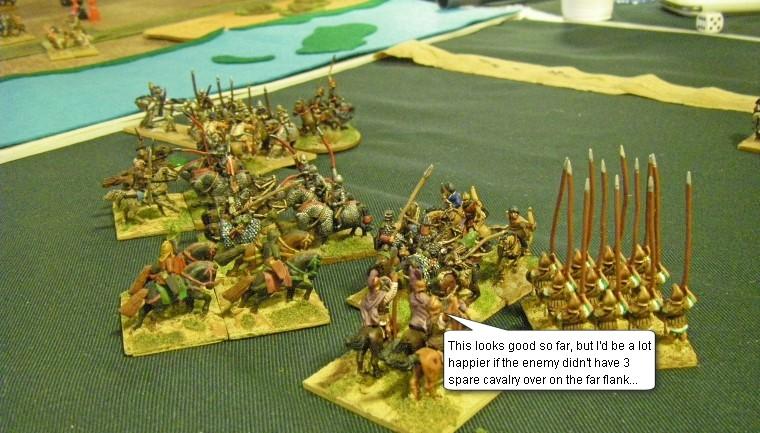 L'Art de la Guerre Ancients (Roman Period) Battle Reports