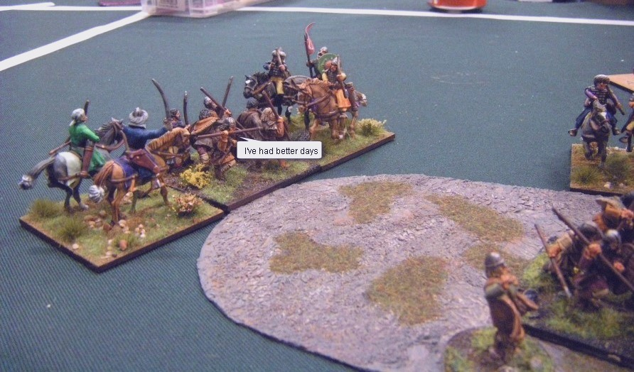 L'Art de la Guerre, Dark Ages & Early Feudal: Welsh vs Ghaznavid, 25mm