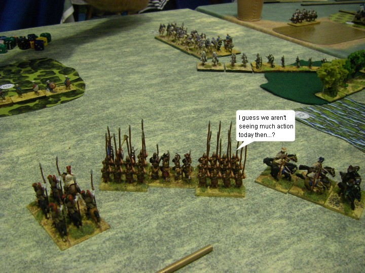 L'Art de la Guerre, Ancients: Alexandrian Macedonian vs Christian Nubian, 15mm