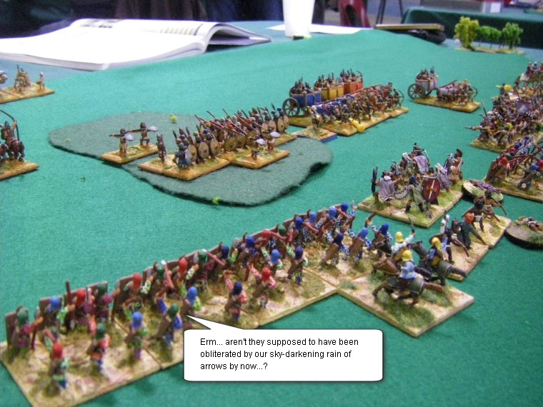 L'Art de la Guerre, Ancients: Early Achaemenid Persian vs Assyrian & Sargonid, 15mm