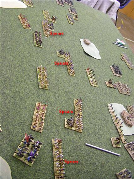 Field of Glory Renaissance Take-Away: Maratha vs Later Jin Chinese , 15mm