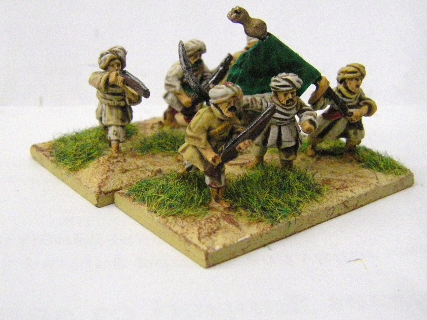 FoGR Chinese Take Away: Maratha, 15mm