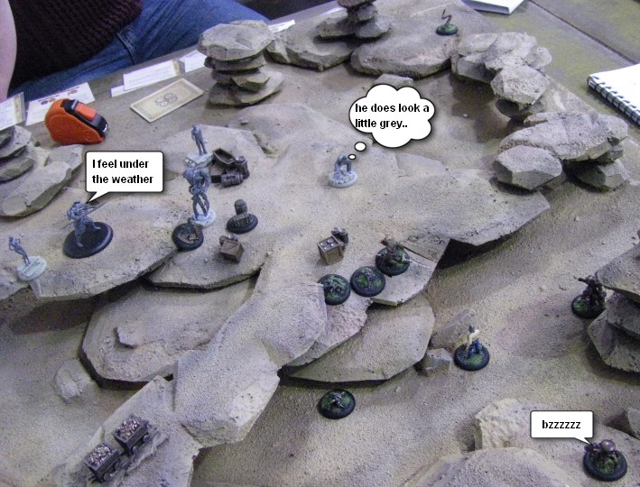 Malifaux, 50 Soulstone Fixed Faction: Arcanists vs Jacob Lynch and the Ten Thunders 32mm