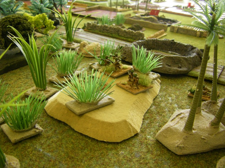 PBI by Peter Pig WW2: Japanese vs Russians, 15mm