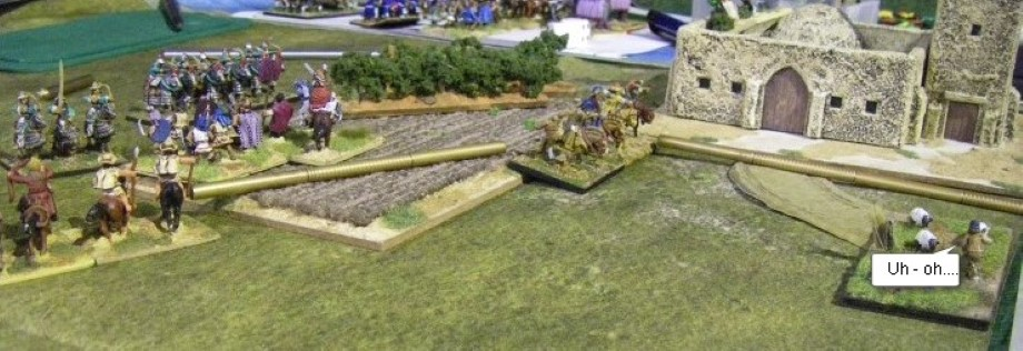 L'Art de la Guerre, Open Period: Alexander The Great vs Yuan Chinese, 15mm