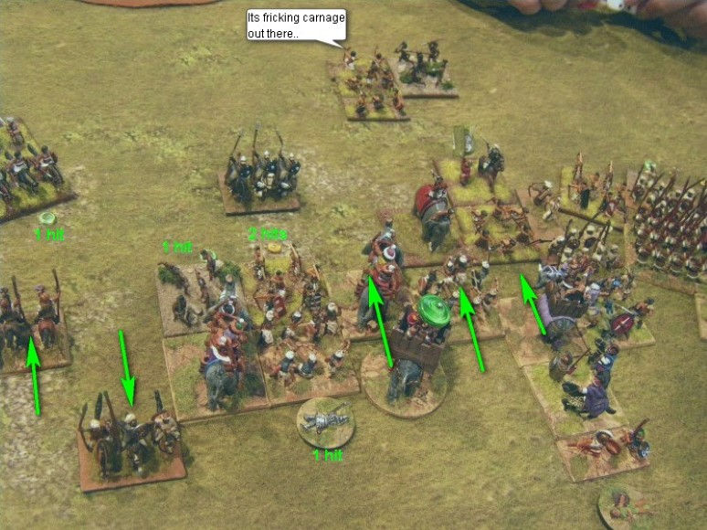 L'Art de la Guerre, Open Period: Alexander The Great vs Arab Indian, 15mm