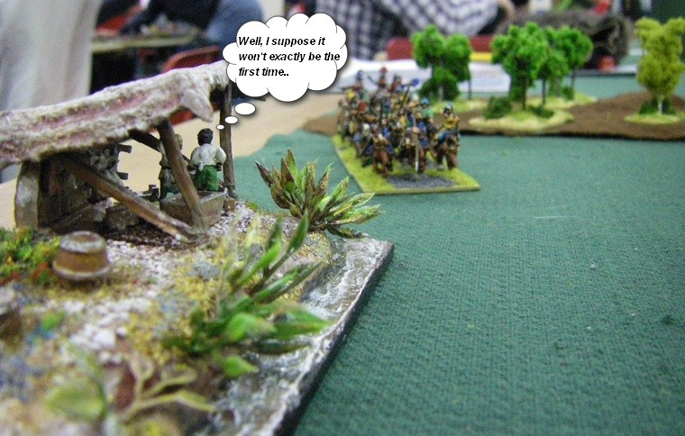 FoG:R Renaissance early TYW : Early Danish vs Transylvanian, 15mm