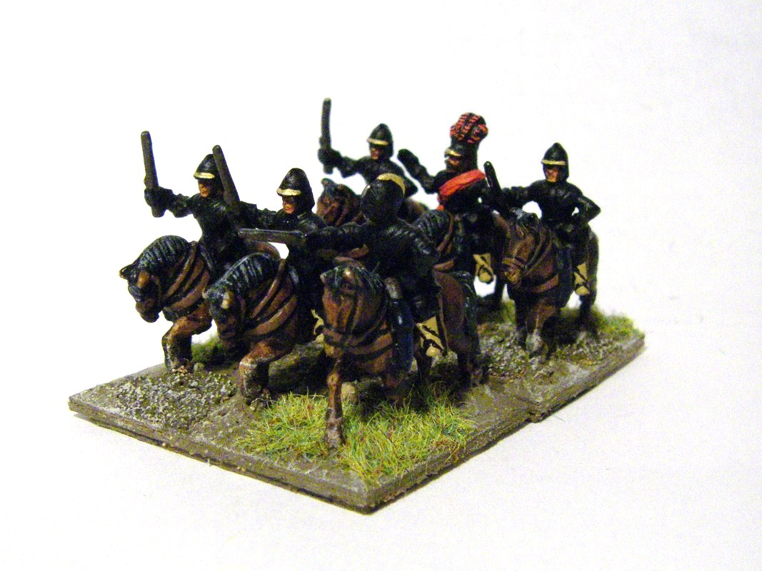 TYW FoG:R : Early Danish, 15mm, Essex Miniatures Cuirassiers