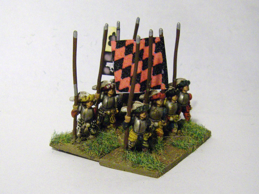 TYW FoG:R : Landsknechts with the Early Danish, 15mm