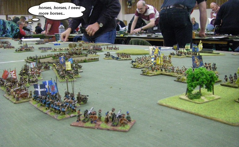 FoGR Thirty Year's War: Swedish vs Early Swedish, 15mm