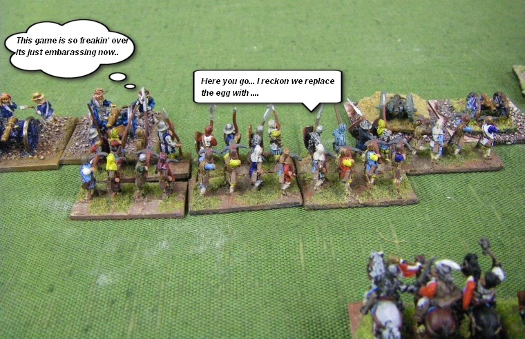 FoGR, Pre 1570: Early Danish vs Mughal, 15mm