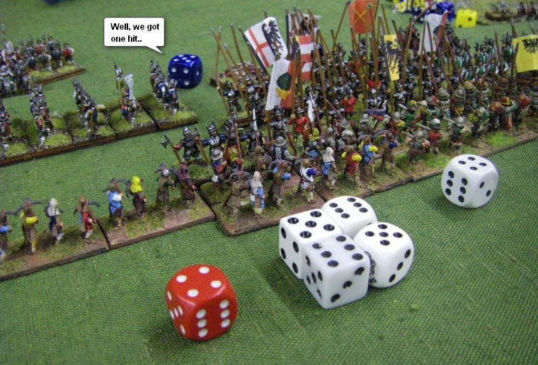 FoGR, Pre 1570: Early Danish vs Henrician English, 15mm