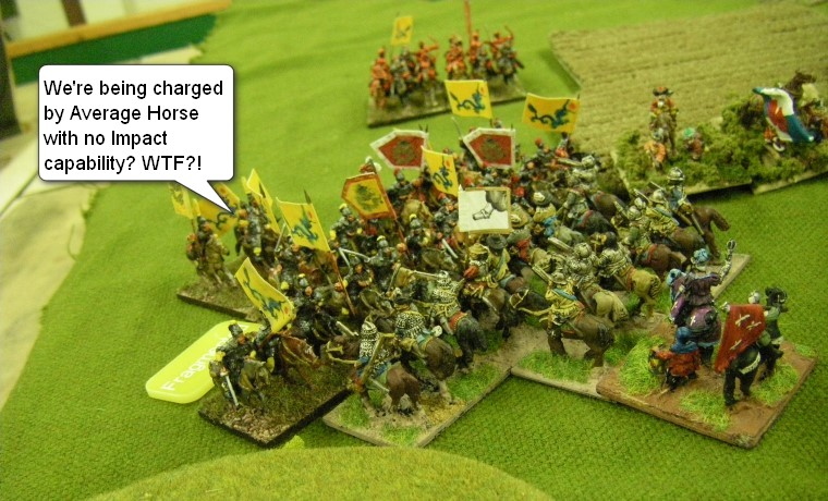 Field of Glory Renaissance, Early Renaissance: Early Danish vs Tatar, 15mm