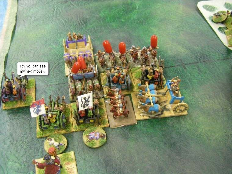L'Art de la Guerre, Biblical & Early Classical: Spring & Autumn Chinese vs Neo-Babylonian, 15mm