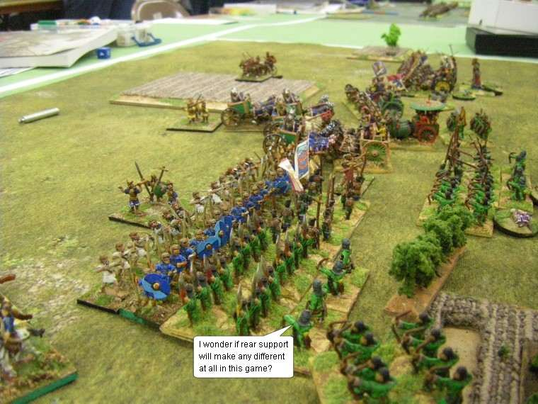 L'Art de la Guerre, Biblical & Early Classical: Spring & Autumn Chinese vs Assyrian & Sargonid, 15mm