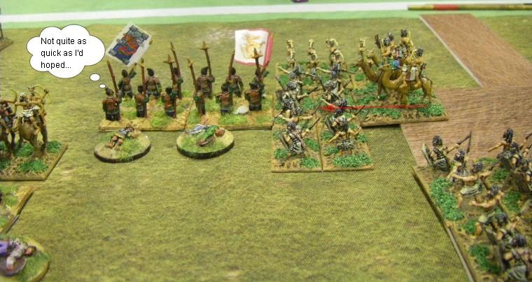 L'Art de la Guerre, Biblical & Early Classical: Spring & Autumn Chinese vs Omani Gulf States, 15mm