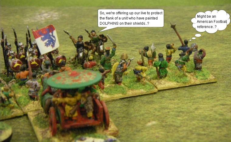 L'Art de la Guerre, Biblical & Early Classical: Spring & Autumn Chinese vs Early Carthaginian, 15mm