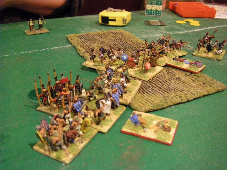 L'Art de la Guerre, Classical Era: Carthaginians vs Republican Roman, 300 points, 15mm